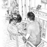 Rubens à table