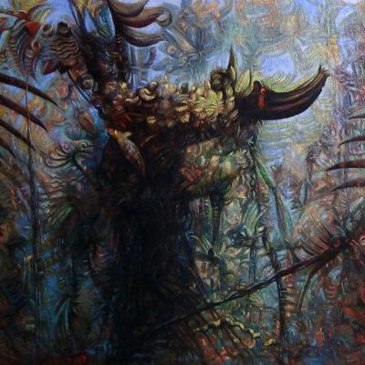 Les Esprits de la forêt