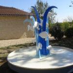 Fontaine aux poissons